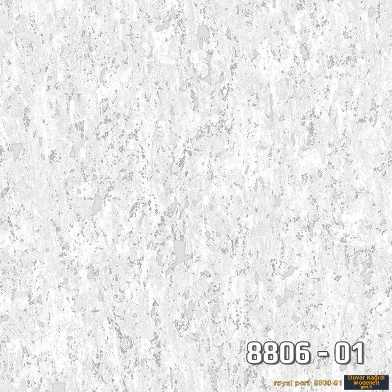 ROYAL PORT 8806-01 AĞAÇ KABUĞU DESENLİ DUVAR KAĞIDI