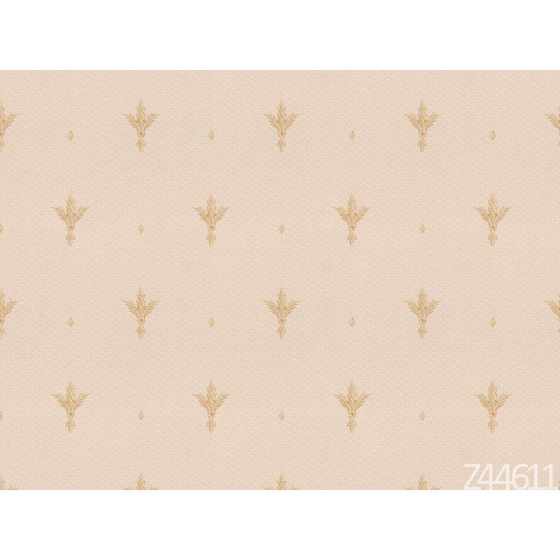 Zambaiti Parati Satin Flowers Z44611 damask desenli italyan duvar kağıdı