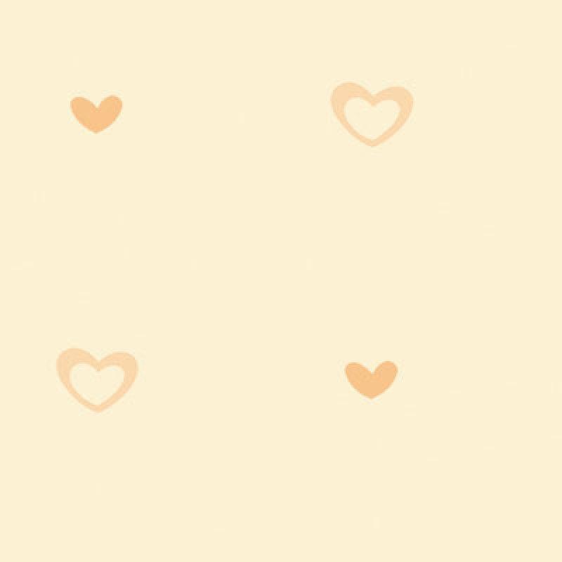 Kalp Desenli Duvar Kağıdı