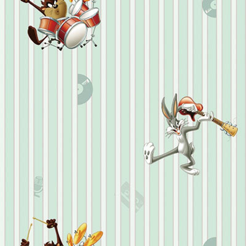 Warner Bros Karakterli Duvar Kağıdı